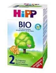 德国喜宝 HiPP Bio有机奶粉2段6~10M
