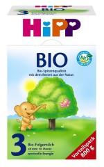德国喜宝 HiPP Bio有机奶粉3段10~12M